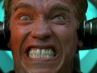 Arnold Schwarzenegger Screams